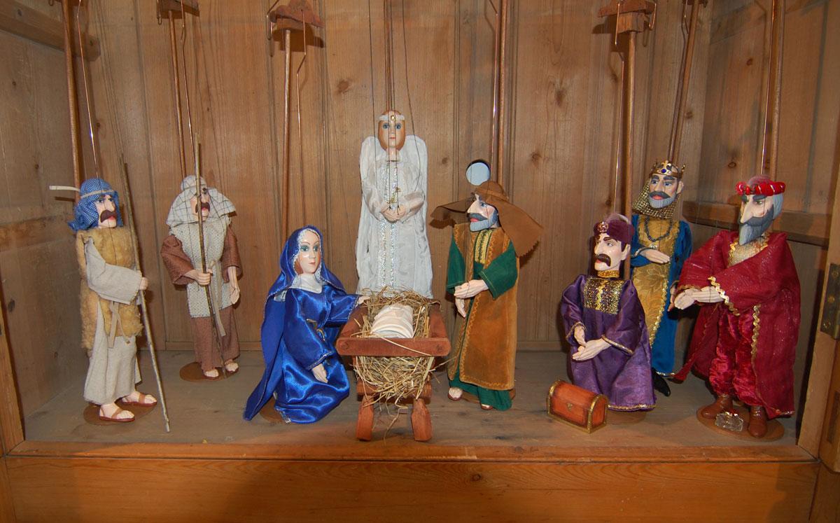 No Room at the Inn - Nativity Exibition