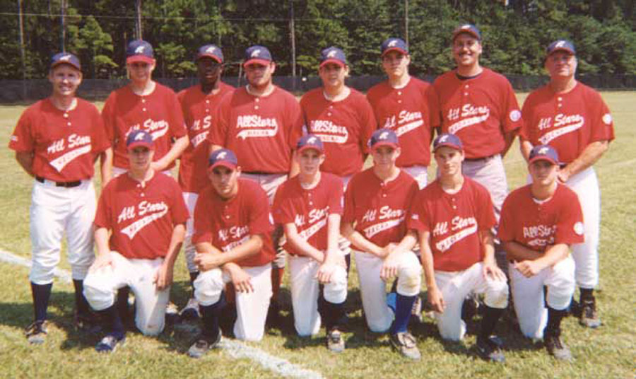 Hendricks Baseball