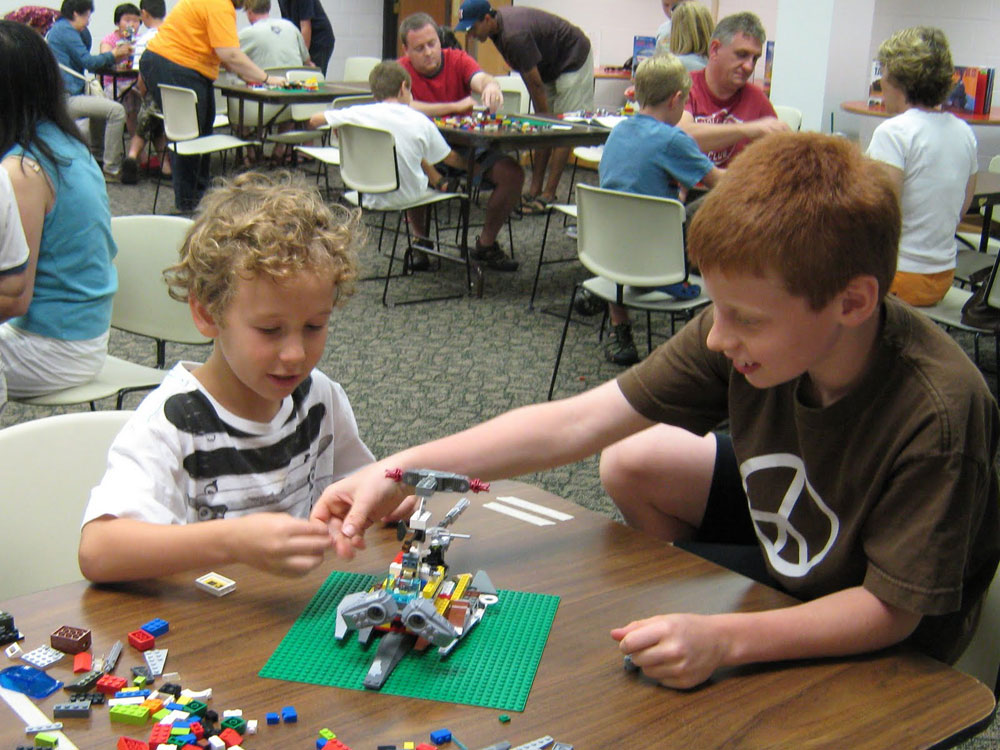 Lego Competition - MOSH