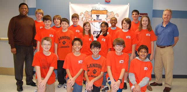 Julia Landon Chess Team