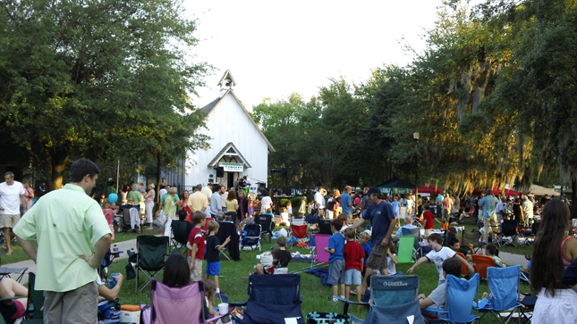 SMPS Concert in the Park, San Marco