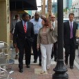 They're the people that you meet when you're walking down the street. They're the people you meet each day. Today it's Mayor Alvin Brown and Councilwoman Lori Boyer walking down […]