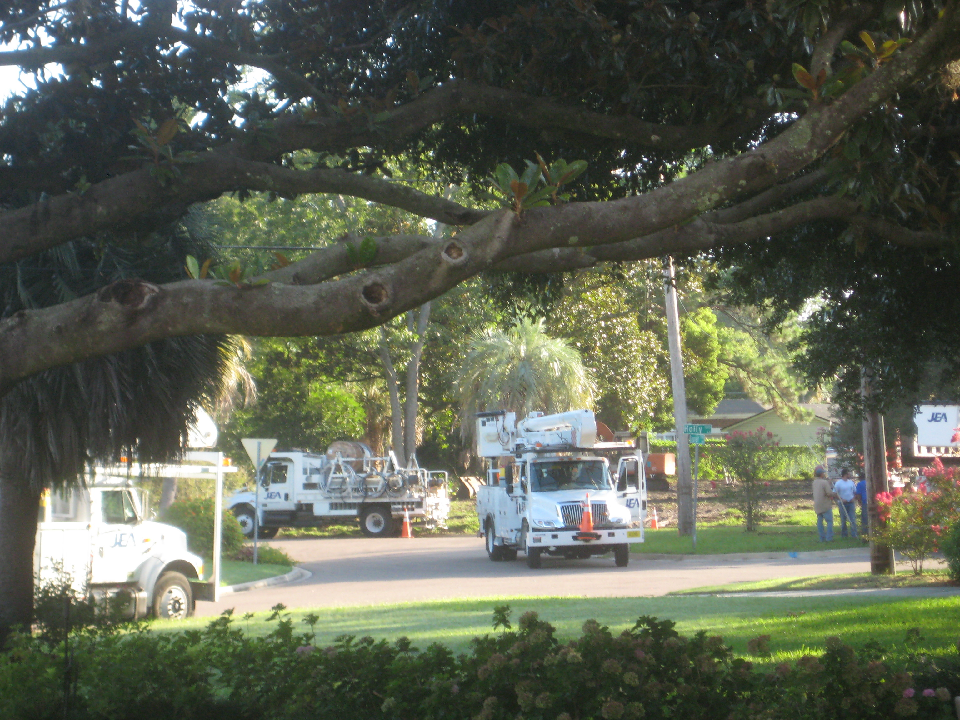 JEA is replacing poles in the neighborhood. They regularly monitor poles around town and replace them as needed. They will be in the area for the next few weeks. Each […]