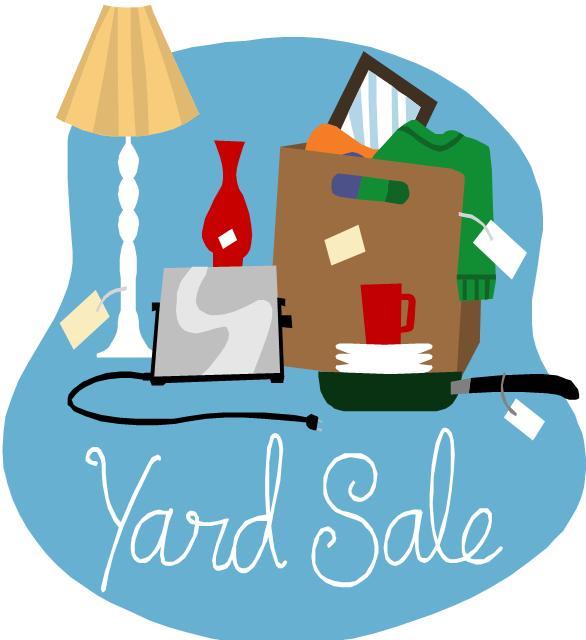 Yard Sale At MOSH