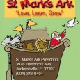 St. Mark's Ark Preschool Now accepting resumes for teaching/employment consideration. We serve over 100 students year round ages six weeks old through five years old in a Christian environment.   Our […]