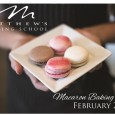 Saturday, February 20th from 10 am  to Noon   Learn trade secrets in a hands-on baking class led by Matthew's Pastry Chef, Rebecca Reed, a graduate of the French Culinary […]