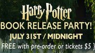 San Marco Books & More is throwing twoparties for J.K. Rowlings latest book in the Harry Potter Universe. See details on the flyer below and be sure to pre-order your […]