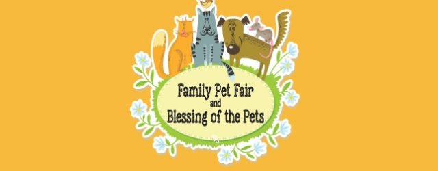 St. Francis Animal Hospital and St. Philip Neri Animal Ministry are excited to announce the fourth annual Family Pet Fair & Blessing of the Pets to be held Saturday, October […]