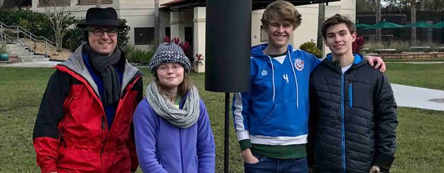 Further establishing inter-campus connections between Bolles students of all ages, upper school honors environmental science students have been busy this year bringing the popular Bolles Bluebird Project and other science […]