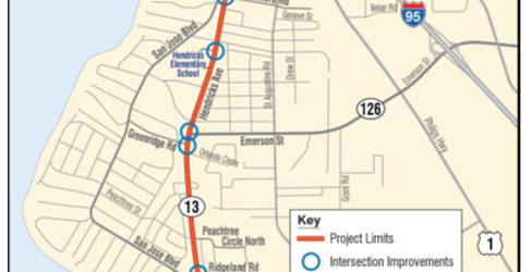 (Source: LoriBoyer.org) I am sure you have the JEA project along Hendricks Avenue north of University Boulevard which has been ongoing for the last several months. That project was coordinated […]