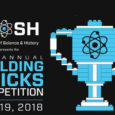 We are here again to witness kindergarten through 9th graders battle it out in a building bricks competition designed to foster creativity and promote STEM (Science, Technology, Engineering and Math) […]