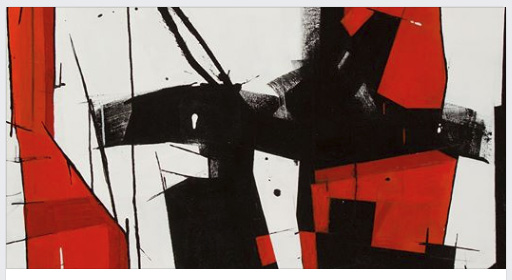 Odyssey of Abstraction – Princess Simpson Rashid Art Exhibition