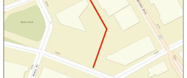 JEA crews will be installing a new potable water service at 2016 Hendricks Avenue, specifically in the rear alley behind this address. For the safety of our crew and the […]