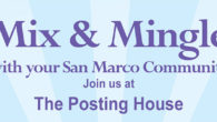 The San Marco Merchants Association and The San Marco Preservation Society are co-hosting a Mix & Mingle tonight at the Posting House. Stop by and meet local business owners, community […]