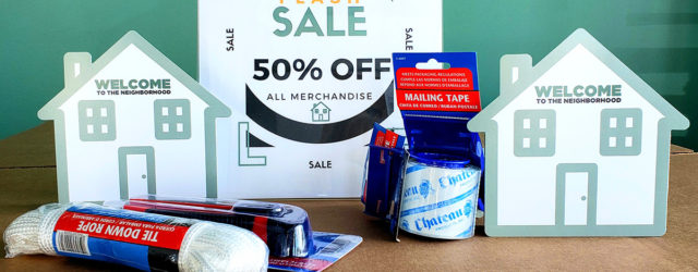 My Neighborhood Storage Center (MNSC) is having a flash sale! 50% OFF MERCHANDISE AT THEIR SAN MARCO LOCATION! HURRY! SALE ENDS SOON! Stop in and see them at 1820 Kings […]