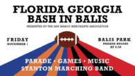 Join us Friday, November 1st, for our Fourth Annual FL/GA Bash in Balis!! A new addition to the bash this year is a parade starting at 5:30 including the Stanton […]