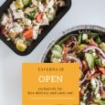 """""""We are excited to announce that as of Tuesday, July 21st, Taverna will reopen exclusively for carry out and free local delivery! All orders may be placed online or by […]"""