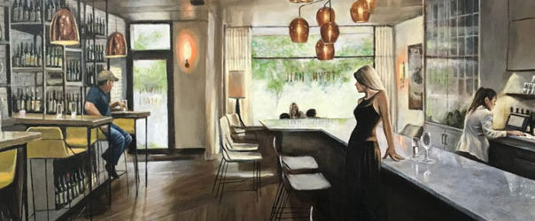 About Harry McCormick  Artist's Statement  Basically I have been a painter of ' interiors ' although not exclusively as there have been other venues as well. You […]
