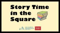 A fun new event for the whole fam! In partnership with the San Marco Bookstore, on the first Saturday of each month, we will be holding Story Time in the […]